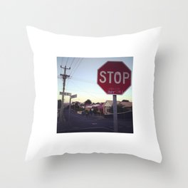 MC Hammer Was Here Throw Pillow