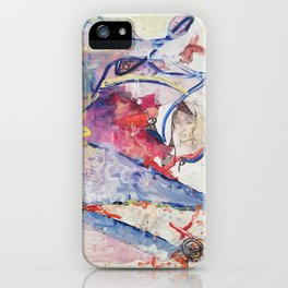 Karmic Rooster iPhone Case
