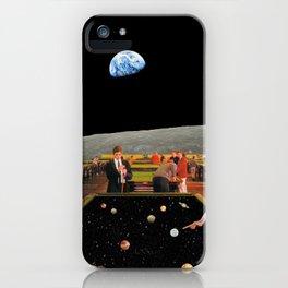 Cosmic Games iPhone Case