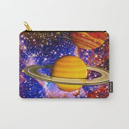 Stars and Planets Carry-All Pouch