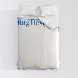 Top Rug Designer Comforters