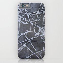 Texture #8 Ice iPhone Case