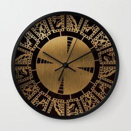 Lament Configuration Side A Wall Clock