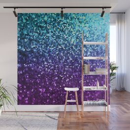 Mosaic Sparkley Texture G198 Wall Mural