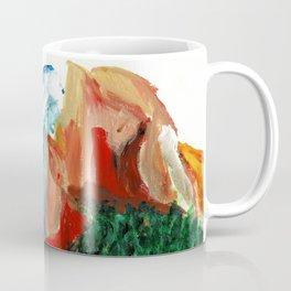 Glacier Point in Color Coffee Mug