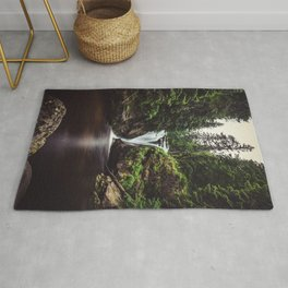 Pure Water - Landscape and Nature Photography Rug