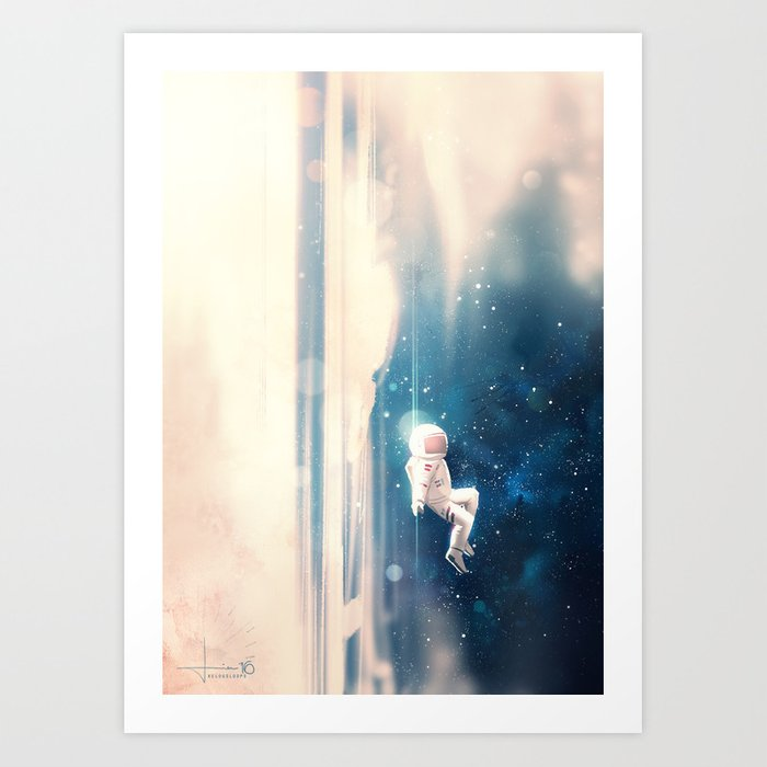 Breathe Kunstdrucke