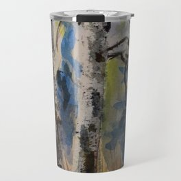 Alder Trees Travel Mug