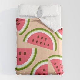 Watermelon pattern Comforters