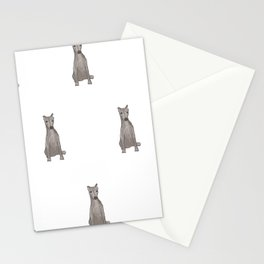 the linus Stationery Cards