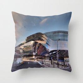 Shining Example Throw Pillow