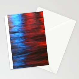 Citylights: Hong Kong Harbour #1 - RIGHT - Diptychon Stationery Cards