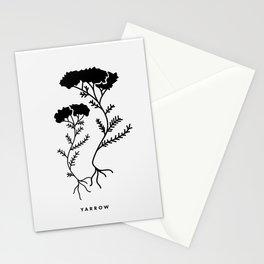 Yarrow Botanical Stationery Cards