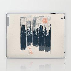 A Fox in the Wild... Laptop & iPad Skin