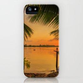 Sunset in Hoi An Vietnam iPhone Case