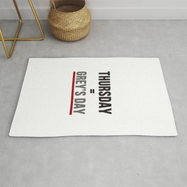 Grey's Day Rug