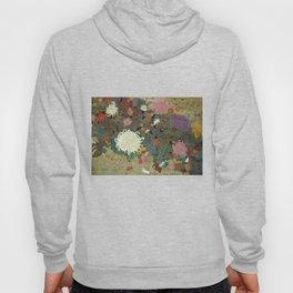 flower【Japanese painting】 Hoodie