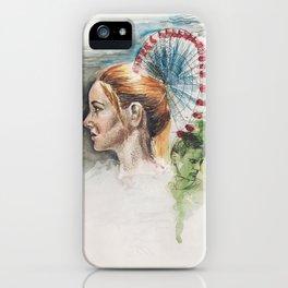 Tris Prior iPhone Case