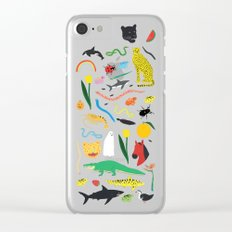 Everyone is Invited Clear iPhone Case
