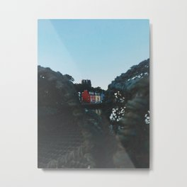 Tobermory Bay II Metal Print