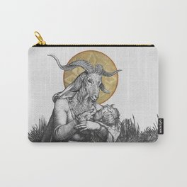 The Wet Nurse of the Woods Carry-All Pouch