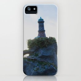 Lighthouse Model - 2 iPhone Case