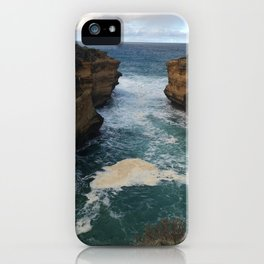 Views Along the Great Ocean Road iPhone Case