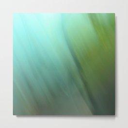 Motion Blur Series: Number Seven Metal Print
