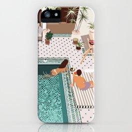 Riad Yasmine, Marrakech iPhone Case