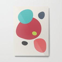 Abstract No.12 Metal Print