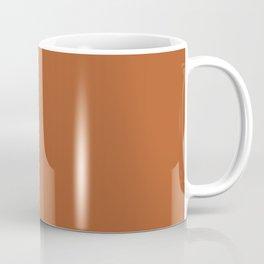 Copper #B2592D Coffee Mug