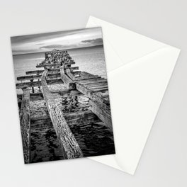 Derelict Pier Stationery Cards