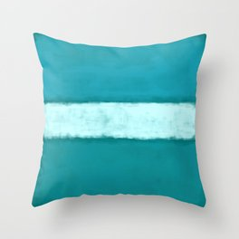 Rothko Inspired #15 Throw Pillow