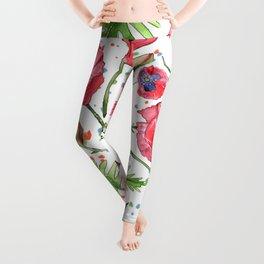 Poppy Daydream Leggings