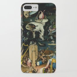 "Hieronymus Bosch ""The Garden of Earthly Delights"" - Hell iPhone Case"