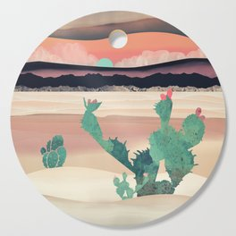 Desert Dawn Cutting Board