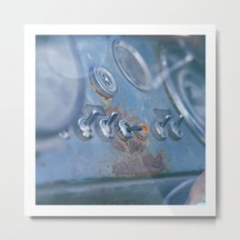analogic #1 Metal Print