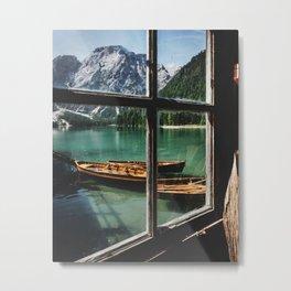 Road Trip 26 - Dolomites Metal Print
