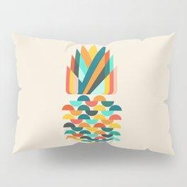 Groovy Pineapple Pillow Sham