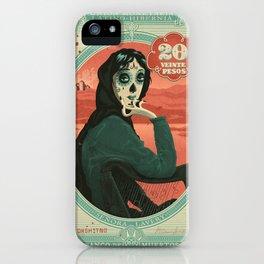 Señora Lavery iPhone Case