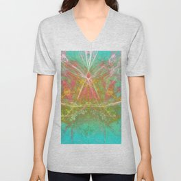 A from beginning to endless Unisex V-Neck
