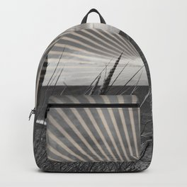 Before the storm - sunset graphic Backpack