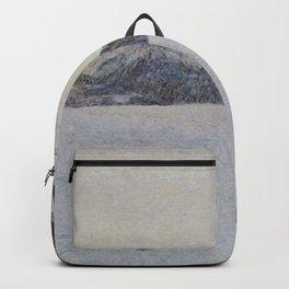 Giovanni Segantini - The Evil Mothers Backpack
