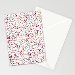 Mini Meadow Flowers Stationery Cards