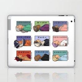 She Series - Real Women Collage Version 2 Laptop & iPad Skin