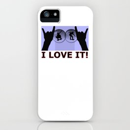 Woow I love it! iPhone Case