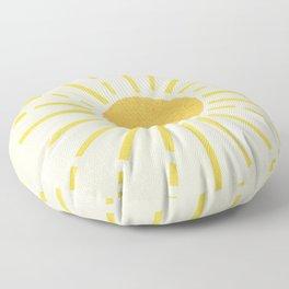 Sun Floor Pillow