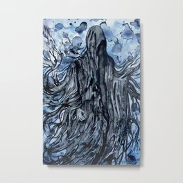 Dementor Metal Print