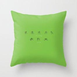 Handy Job Throw Pillow