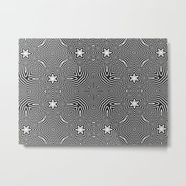 optical symmetry v.3 Metal Print